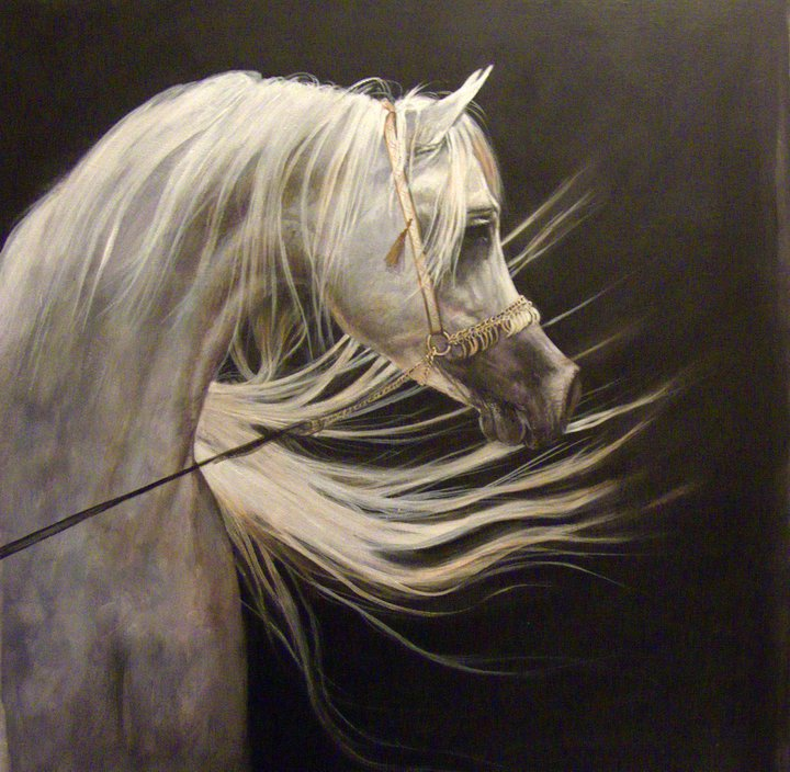Horse Painting For Sale Uk